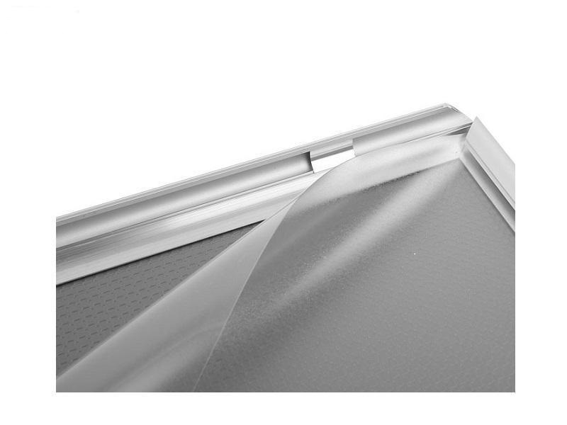 Folie für Kundenstopper Klapprahmen Plakatrahmen Rahmen DIN A1 A2 A3 ...