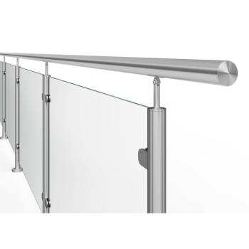sellon 24 onlineshop edelstahl gel nder bausatz glasgel nder rostfrei balkongel nder glas. Black Bedroom Furniture Sets. Home Design Ideas