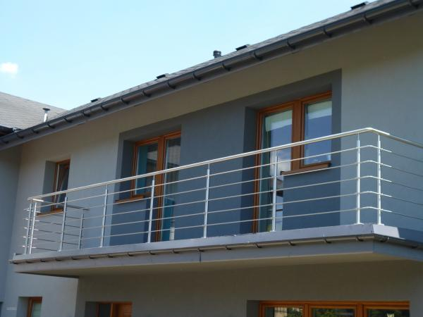 Sellon 24 Onlineshop Edelstahl Gelander Bausatz Relinggelander