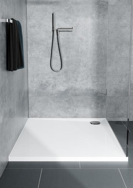 sellon 24 onlineshop duschwanne 3cm duschtasse flach. Black Bedroom Furniture Sets. Home Design Ideas