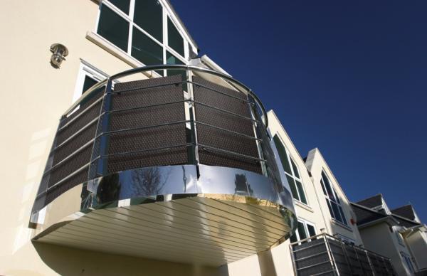 1789EUR M2 Polyrattan Balkonverkleidung H90cm H100cm H110cm Sichtschutz Balkonsichtschutz Meterware