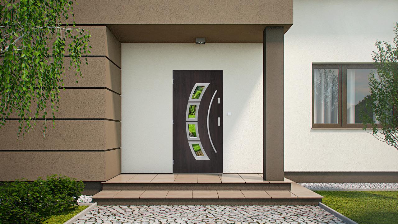 au ent r anthrazit stahlt r haust r wohnungst r nebeneingangst r eingangst r ebay. Black Bedroom Furniture Sets. Home Design Ideas